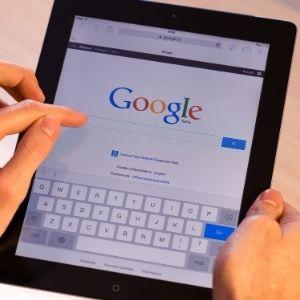 Informatie via Google