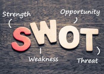 SWOT concurrentieanalyse