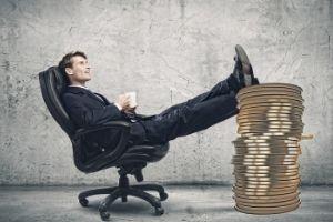 Passief inkomen genereren internet