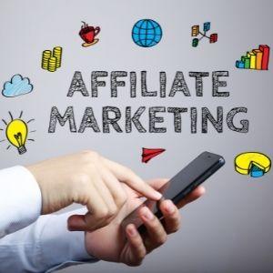 Geld verdienen met internet affiliate marketing