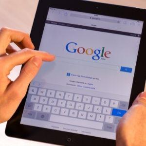 Geld verdienen op internet Google